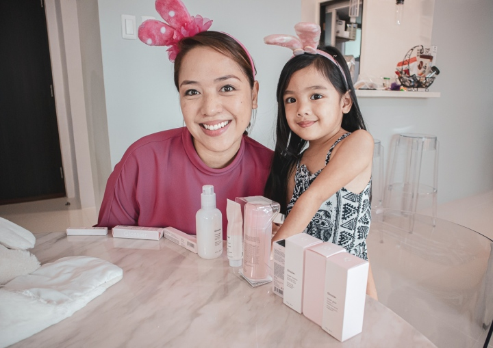 What I got on my first-ever skincare and make-up haul (HINT: Glossier.)
