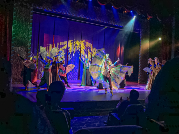 The Quest for the Adarna, an original musical for the young audiences